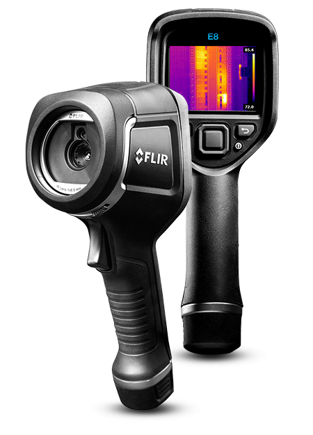 FLIR E8